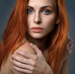5 rarest hair colors in the world